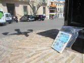 La concejalía de Cultura saca a la calle 40 libros en la segunda edición del proyecto 'El libro viajero'