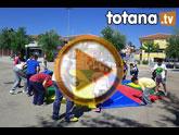 Más de 600 alumnos de todos los centros de enseñanza de la localidad participan en la jornada de Juegos Populares y Deportes Alternativos