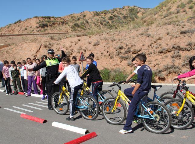 Jornadas de Seguridad Vial en los Centros Escolares del municipio - 1, Foto 1