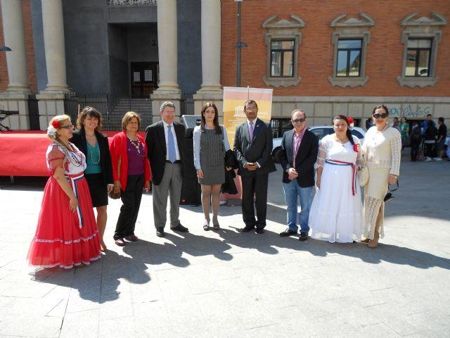 Talleres y actuaciones en la feria Hispano-Paraguaya que se celebra en La Merced - 1, Foto 1
