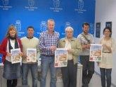 Presentación del VII dia regional del senderista en La Unión
