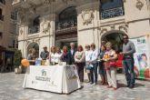 Solidaridad en Cartagena con los enfermos de fibrosis quística