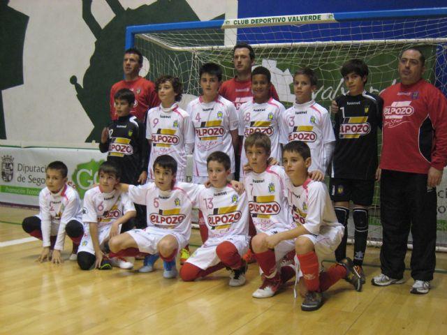 El equipo Alevín se proclama Campeón de Liga a cuatro jornadas de concluir el campeonato - 1, Foto 1