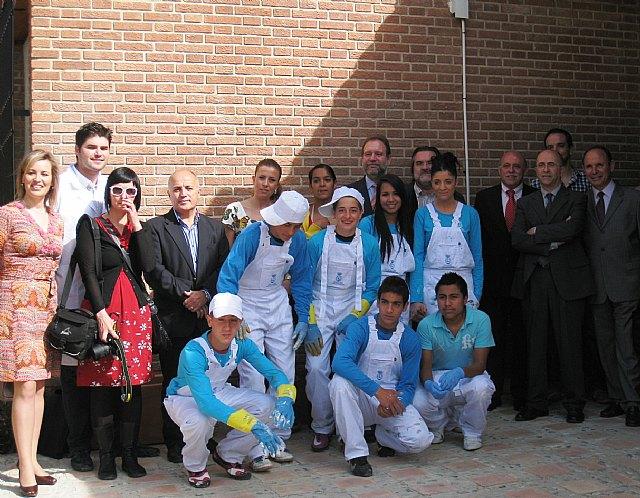 Sotoca subraya en Mula el compromiso del Gobierno regional con las medidas de atención a la diversidad - 1, Foto 1