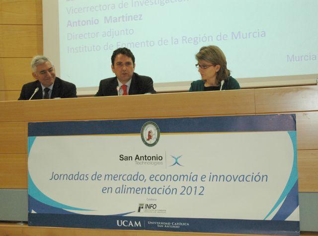 El ex Consejero del Grupo Panrico, y actual Consejero Delegado de Aladin Capital, César Bardají - 1, Foto 1