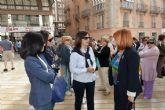 Las mujeres de Cehegín y Cartagena estrechan lazos