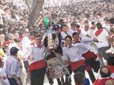 Caravaca comienza la celebración de sus fiestas patronales de Interés Turístico Internacional