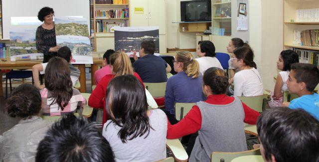 Jornadas sobre la historia y el patrimonio de Medina Nogalte en los Colegios Públicos de Puerto Lumbreras - 1, Foto 1
