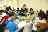 Entrega de diplomas del curso de dinamización infantil
