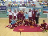 2 mazarroneros se proclaman campeones de España de Fútbol Sala con la Selección Murciana Cadete