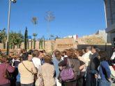 Los mayores visitan el jueves el Barrio del Foro Romano