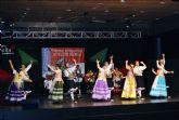El grupo folklórico 'Virgen de la Salud', participa en Marbella en uno de los mejores festivales de España