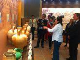 La Feria de Artesanía de la Terrisa (Tarragona) ha celebrado el Día de la Región de Murcia