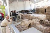 Puerto de Culturas organizará visitas guiadas por el Foro Romano para dar a conocer los secretos del yacimiento