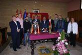 La Copa del Mundo de Fútbol y la de Europa se exhiben hoy y mañana en Calasparra