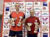 Campeonato de España de veteranos. Tenis de Mesa