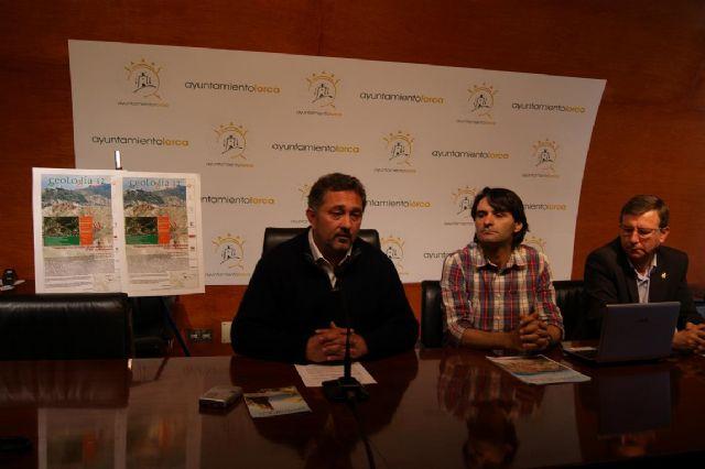 Lorca se convierte en eje de referencia para el estudio geológico con la celebración durante el próximo fin de semana del Geolodía 12 - 1, Foto 1