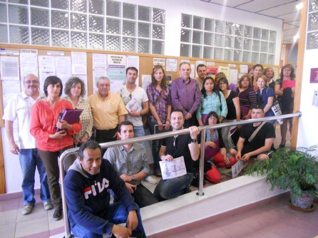 El Ayuntamiento clausura un segundo curso de inglés con 100 horas de formación, Foto 2