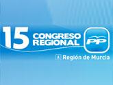 El PP de Totana estar� representado con 29 compromisarios y uno de NNGG en el XV Congreso Regional del 19 de mayo