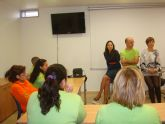 Alumnos del Taller de Empleo Communitas de Abar�n visitan Totana
