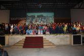 La XI Gala del Deporte de Santomera recibe a los homenajeados del 2011