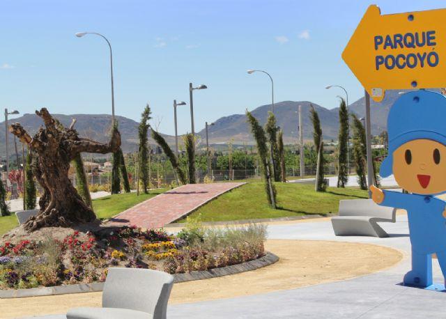 Inauguración del nuevo Parque Público Reina Sofía - 1, Foto 1