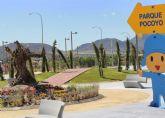 Inauguración del nuevo Parque Público Reina Sofía