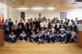 Los alumnos del Colegio La Milagrosa visitan el Ayuntamiento para conocer c�mo funciona la Administraci�n Local