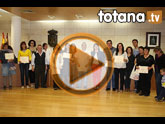 Un total de 35 personas han finalizado el curso de Gu�a acompañante de Totana II