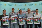 El capitán y el portero del Real Murcia dan nombre al I Campus de tecnificación de Fútbol y de Porteros