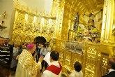 Cieza celebra la apertura del Año Jubilar con motivo del IV centenario de la imagen del Stmo. Cristo del Consuelo