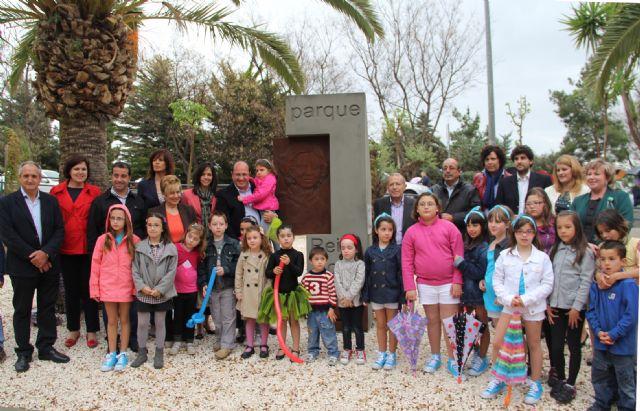 Inaugurado el nuevo Parque Público Reina Sofía que ofrece más de 14.000 metros cuadrados de zonas verdes y juegos infantiles en el centro urbano - 1, Foto 1