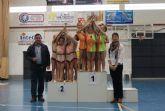 Más de 350 participantes en el Campeonato Regional de Gimnasia Rítmica celebrado en Alguazas