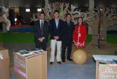Turismur 2012 acogi� un stand de la Mancomunidad de Servicios Tur�sticos de Sierra Espuña