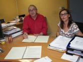 El Ayuntamiento de Archena y la Asociación Proyecto Abraham firman un convenio de colaboración con fines sociales y medioambientales