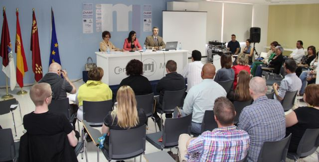 Puerto Lumbreras celebra el Día de Europa con la Conferencia Inaugural del Proyecto DIAMI en el que participan diversos países de la Unión Europea - 1, Foto 1