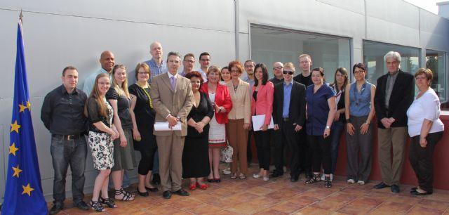 Puerto Lumbreras celebra el Día de Europa con la Conferencia Inaugural del Proyecto DIAMI en el que participan diversos países de la Unión Europea - 2, Foto 2