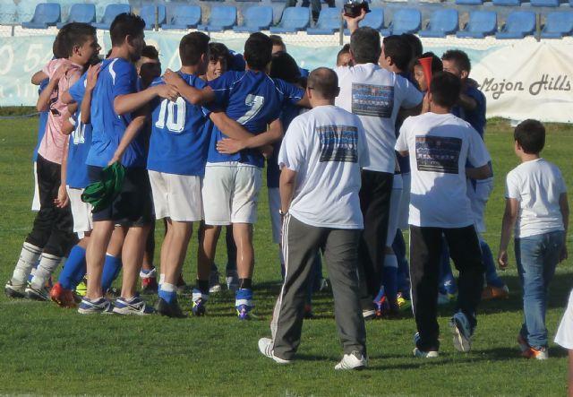 El C.D. Bala Azul se proclama de nuevo campeón cadete - 1, Foto 1