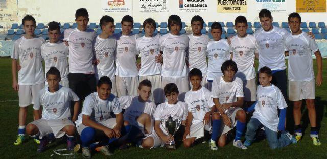 El C.D. Bala Azul se proclama de nuevo campeón cadete - 3, Foto 3