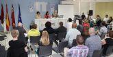 Puerto Lumbreras celebra el Día de Europa con la Conferencia Inaugural del Proyecto DIAMI en el que participan diversos países de la Unión Europea