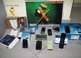 La Guardia Civil detiene a dos personas por la comisión de un robo con fuerza por el procedimiento de butrón