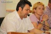 IU Totana considera un c�mulo de desatinos las declaraciones triunfalistas de la Alcaldesa tras la visita a Valc�rcel