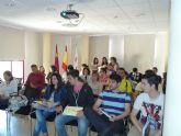 AJE anima a los jóvenes del municipio a promover sus propuestas empresariales