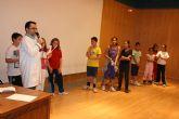 Los escolares de Santomera reciben charlas sobre protección solar