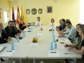 El proyecto de Iniciativas Generadoras de Empleo en el sector turístico del Valle y Vega Media se inicia en Archena