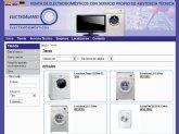Electro�lamo Electrodom�sticos estrena una profesional web con cat�logo