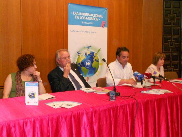 Más de una treintena de actividades para conmemorar en Murcia el Día Internacional de los Museos - 1, Foto 1