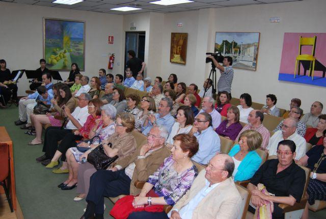 Alhama celebra su gran noche de las letras con la entrega de los premios del XII Certamen de Relato Breve Alfonso Martínez-Mena, Foto 3