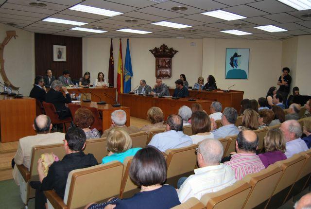 Alhama celebra su gran noche de las letras con la entrega de los premios del XII Certamen de Relato Breve Alfonso Martínez-Mena, Foto 4
