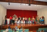 Se entregan los premios de los concursos de Mayos y Cruces